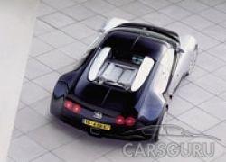 Не столь быстрый Bugatti Veyron