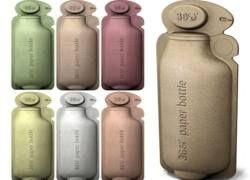 Бумажные бутылки спасут мир