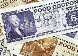 В США выдадут рекордное количество талонов на еду