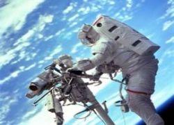 Первое видео о том, как была потеряна сумка в просторах космоса
