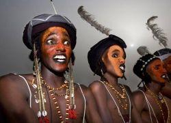 Африка глазами Стива Блума
