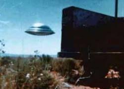 Журналисты увидели НЛО над калифорнийским городом