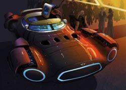 Дизайнеры показали, как будет выглядеть автомобиль MINI в 2059 году
