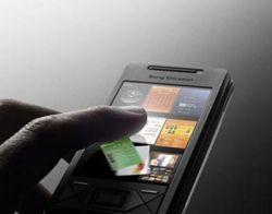 Panel Interface от Sony Ericsson XPERIA X1 портировали на HTC Touch HD