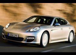 Четвертая модель от Porsche рассекречена