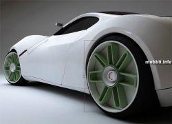 """Peugeot \""""Touch\"""" - красивый концепткар"""