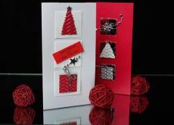 В этом году в моде пафосные открытки, Дед Мороз и елки - в прошлом