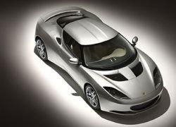 Спорткар Lotus Evora с 276-сильным двигателем от Toyota