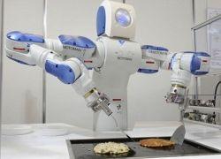 Робот сумел приготовить традиционное японское блюдо