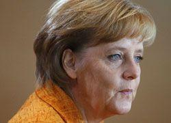 Ангела Меркель назвала виновников финансового кризиса