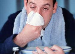 Женщины не жалеют простудившихся мужчин