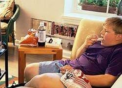 Бессонница доводит детей до ожирения