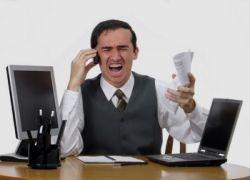 Плохие отношения с начальством вредят сердцу