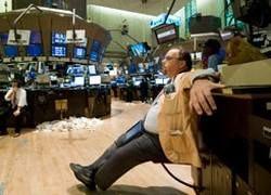 Мировые фондовые рынки почти достигли дна падения