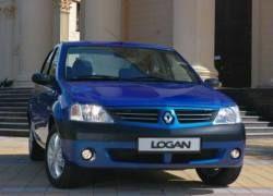 Renault приостанавливает производство модели Logan в России