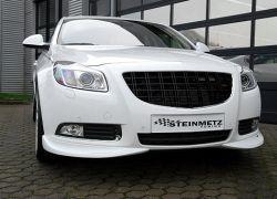 Первый тюнинг нового Opel Insignia