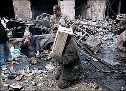 Взрыв в Багдаде: 12 погибших