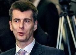 """Михаил Прохоров вернется в \""""Норникель\""""?"""