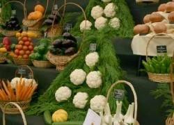 """В галерее Пекина выставили \""""овощные\"""" копии шедевров великих мастеров"""