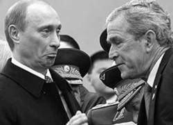 Наименьшим уважением у жителей Запада пользуются Буш и Путин