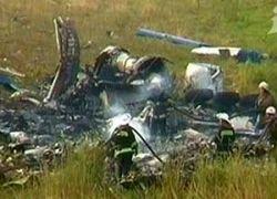 Как падал самолет Анапа-Санкт Петербург?