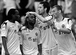 Вагнер Лав и Дзагоев лидируют в споре бомбардиров Кубка УЕФА