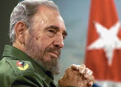 Медведева допустили на аудиенцию к Фиделю Кастро