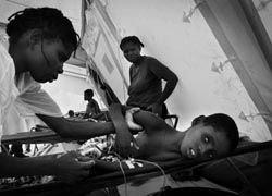 Холера из Зимбабве распространяется на Ботсвану и ЮАР