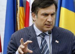 Саакашвили надеется сбежать из страны?