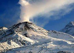 На Камчатке проснулись вулканы