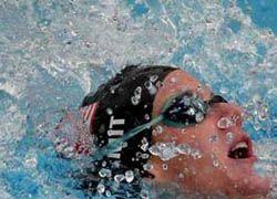 Американская пловчиха установила новый мировой рекорд