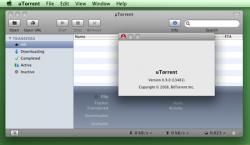 uTorrent приходит в Mac OS X