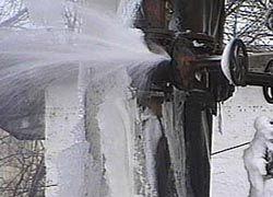 Более 40 тысяч жителей Курска остались без воды и тепла