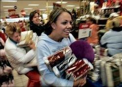 Black Friday – праздник для американских любителей шоппинга