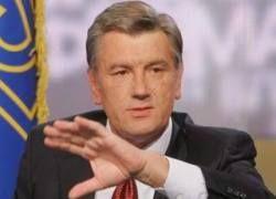 Ющенко отказался от досрочных парламентских выборов