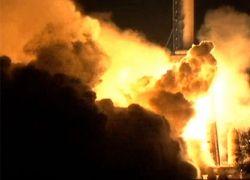 Как проходили испытания двигателей для ракеты-носителя Falcon 9?