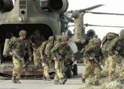 Британская армия прирастает благодаря кризису