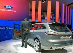 Ford повышает цены на автомобили в России