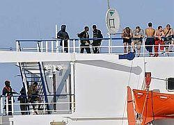 Лидер клана сомалийских пиратов учился военному делу на Украине