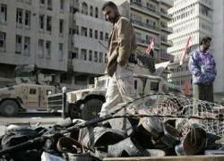 Двойной теракт в Багдаде: 15 погибших, 45 ранено