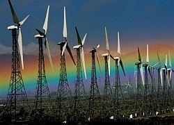 Новые ветряные турбины вырабатывают в 2 раза больше энергии
