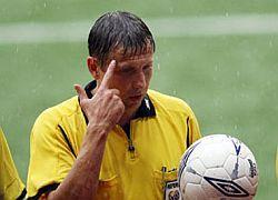 Названы лучшие судьи футбольного сезона-2008