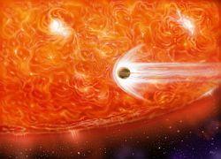 В созвездье Льва обнаружена еще одна экзопланета