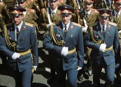 В армии начались новогодние сокращения
