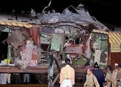 Теракт на северо-востоке Индии: взорван пассажирский поезд