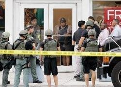 Перестрелка в крупном торговом центре в США, есть жертвы