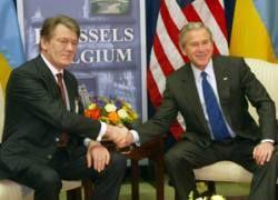 Ющенко: мы не хохлы - мы стратегические партнеры