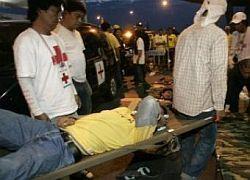 В аэропорту Бангкока прогремел взрыв