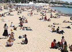 Франция потеряла несколько квадратных километров пляжа