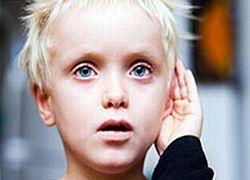 Мозг аутичных детей медленнее реагирует на звуки